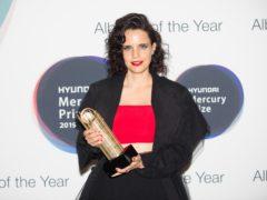 Album of the year nominee Anna Calvi (David Parry/PA)