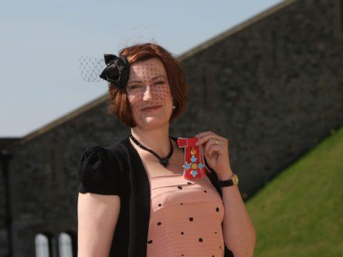 Dame Sarah Connolly (Steve Parsons/PA)