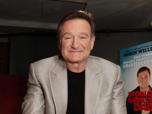 Robin Williams (Yui Mok/PA)