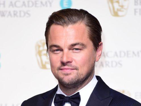 Leonardo DiCaprio and Mark Wahlberg (Ian West/PA Images)