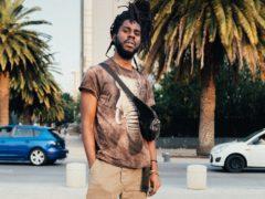 Reggae star Chronixx (Chronixx/PA)