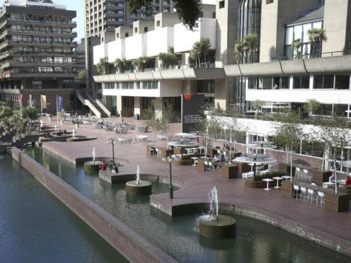 The Barbican Centre in the City of London (Philip Toscano/PA)