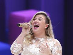 Kelly Clarkson (Yui Mok/PA)
