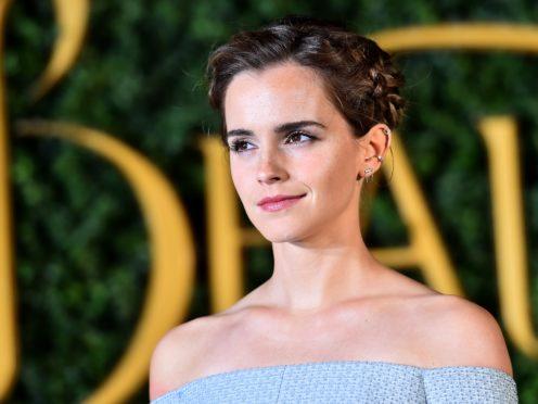 Emma Watson starred alongside Felton in the Harry Potter films (Matt Crossick/PA)