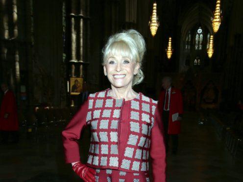 Dame Barbara Windsor (Yui Mok/PA)