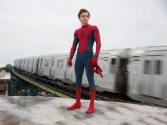 Tom Holland in Spider-Man: Homecoming (Chris Zlotnick/Sony/PA)