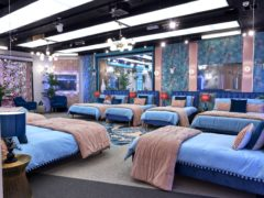 The Big Brother house (Bart Pajak/Channel 5/PA)