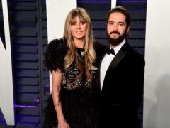 Heidi Klum shares picture from idyllic Capri wedding to Tom Kaulitz (Ian West/PA)