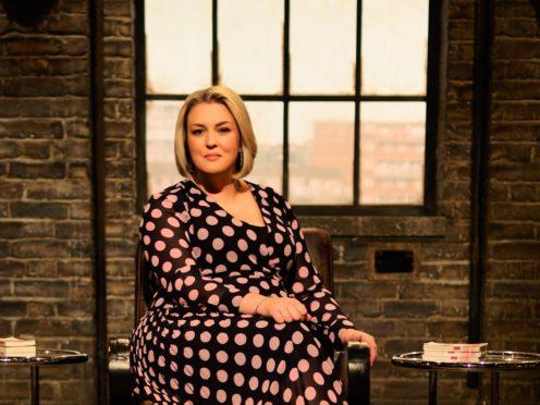 Sara Davies was being polite to begin with (Andrew Farrington/BBC)