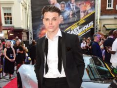 Yungblud says he is 'very fluid' with his sexuality (Matt Crossick/PA)