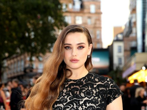 13 Reasons Why star Katherine Langford is not returning for the third series (Isabel Infantes/PA)