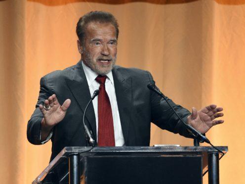 Arnold Schwarzenegger (Photo by Chris Pizzello/Invision/AP)