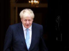 Prime Minister Boris Johnson (Jonathan Brady/PA)