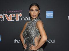 Kim Kardashian West (Evan Agostini/AP)