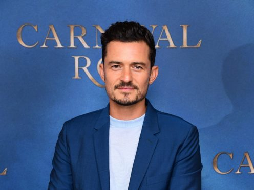Orlando Bloom at the London Screening of the Amazon Original series Carnival Row in London (Ian West/PA)