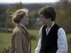 Saoirse Ronan and Timothee Chalamet reunite in first trailer for Little Women (Sony Pictures)