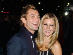 Sienna Miller has discussed the 'bad timing' of her relationship with Jude Law (Yui Mok/PA)