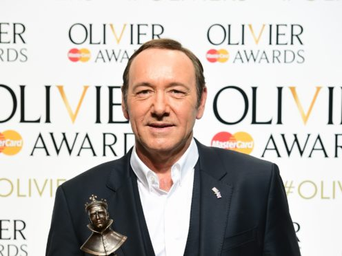A man who accused the actor Kevin Spacey of sexual assault has died before the case could go to trial (Ian West/PA Wire)