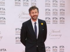 Chris O'Dowd revealed he and Rosamund Pike rehearsed their upcoming BBC comedy over a glass of wine in the pub