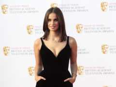 Poldark's Heida Reed was once told she was 'too big' to be a model (Jonathan Brady/PA)