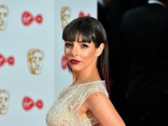 Roxanne Pallett spoke to Jeremy Vine (Matt Crossick/PA)