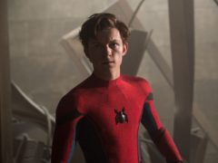 Tom Holland in Spider-Man: Homecoming (Chuck Zlotnick/PA)