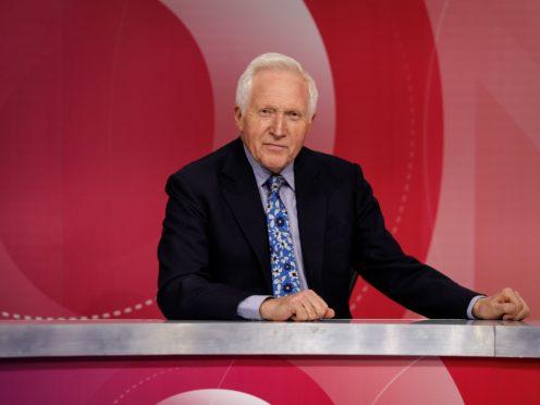 Question Time is celebrating its 40th anniversary on Thursday (Richard Lewisohn/BBC/PA)
