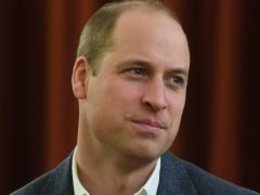 William is president of the British Academy of Film and Televisions Arts (Daniel Leal-Olivas/PA)