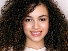 BBC children's TV star Mya-Lecia Naylor died aged 16, (A&J Management)