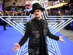 The director of the upcoming Boy George biopic says he is 'open to the right person' for the lead role (Ian West/PA)