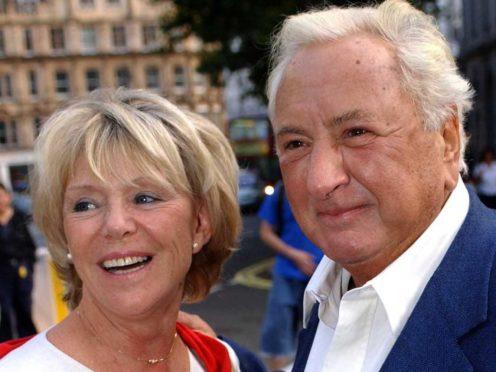 Michael and Geraldine Winner (Andy Butterton/PA)