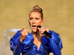 Celine Dion's husband died in 2016 (Ian West/PA)