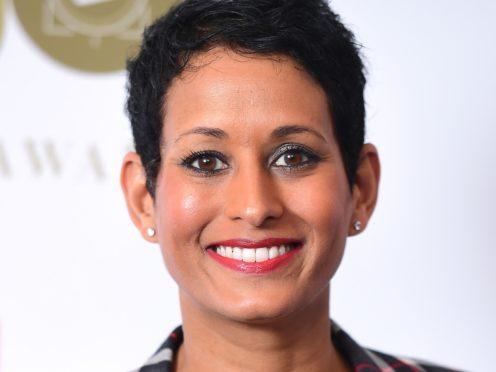 Naga Munchetty has been backed by BBC bosses (Ian West/PA)