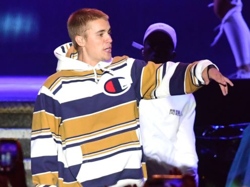 Justin Bieber has shared a candid post about the pitfalls of fame (Ian West/PA)