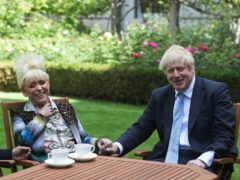 Dame Barbara Windsor 'told eight times' she was seeing PM for dementia meeting (Simon Dawson/PA)