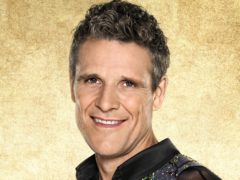 James Cracknell (Ray Burmiston/BBC)