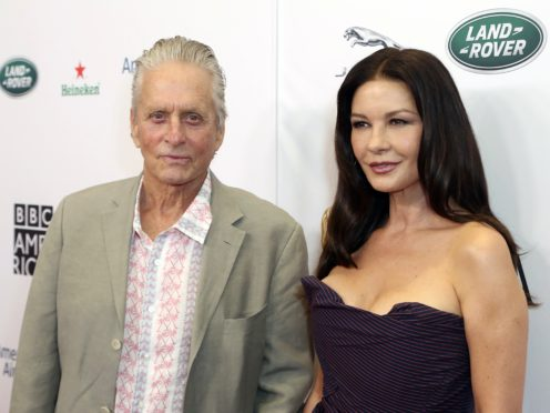 Emmy Award nominee Michael Douglas said he has no plans to retire Willy Sanjuan/Invision/AP)