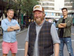 Top Gear's Norway hosts (Top Gear)