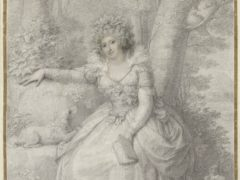 Maria Fitzherbert by Richard Cosway (Royal Collection Trust/Queen Elizabeth II 2019)