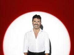 Simon Cowell on The X Factor: Celebrity (Talkback/PA)