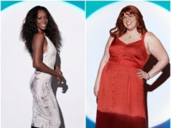Victoria Ekanoye and Jenny Ryan are among the candidates in The X Factor: Celebrity Overs category (Talkback/PA)