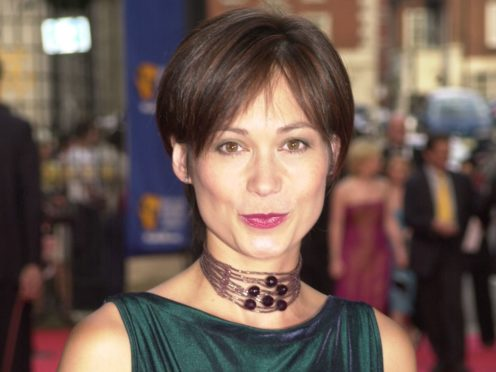 Actress Leah Bracknell who played Zoe Tate in the ITV soap Emmerdale (PA)