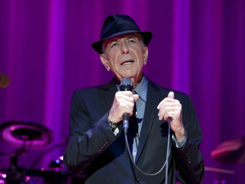 Leonard Cohen (PA)