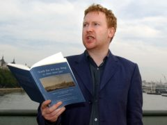 Poet Paul Farley has been announced as one of the judges for the 2020 Rathbones Folio Prize (Kirsty Wigglesworth/PA)