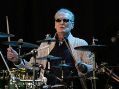 Veteran rock drummer Ginger Baker has died at the age of 80 (Yui Mok/PA)