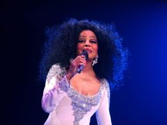 Diana Ross will play Glastonbury Festival (Andy Butterton/PA)