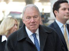 Newsreader Peter Sissons dies at 77 (Anthony Devlin/PA)