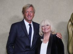 Richard Madeley and Judy Finnigan (Yui Mok/PA)