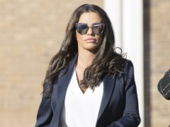 Katie Price faces bankruptcy proceedings after failing to comply with the terms of an IVA (Rick Findler/PA)