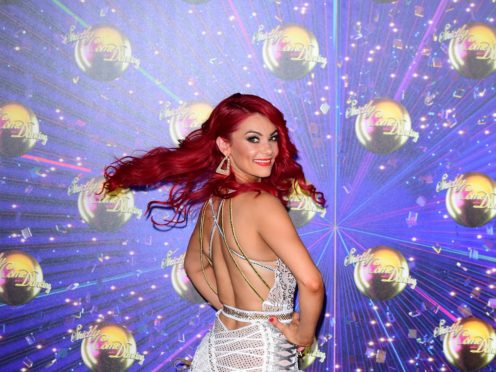 Dianne Buswell will return for the Strictly Professionals tour after her early exit from the current series (Ian West/PA)